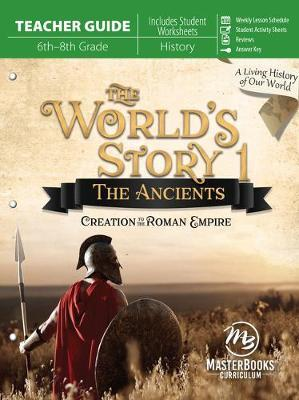 World's Story 1 (Teacher Guide) by Angela O'Dell