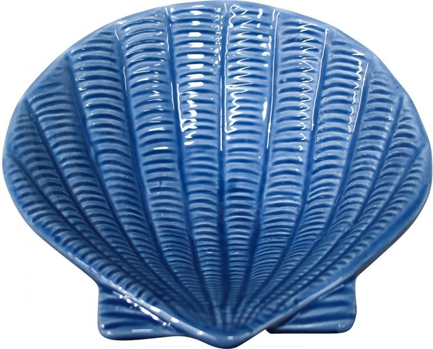 LaVida: Clam Shell Decor - Blue