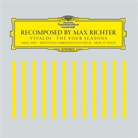 Recomposed 2014 by Max Richter / Vivaldi: The Four Seasons (DVD/CD) on DVD