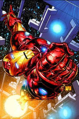 Invincible Iron Man: v. 1 image
