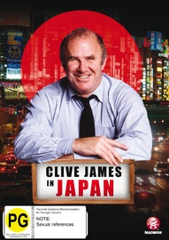 Clive James In Japan on DVD