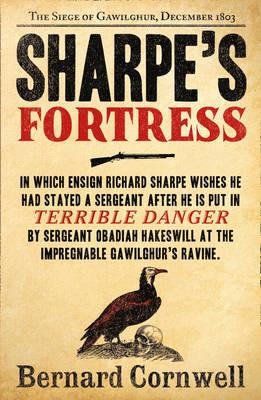 Sharpe's Fortress by Bernard Cornwell image
