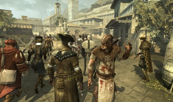 Assassin S Creed Ezio Collection Screenshots At Mighty Ape Nz