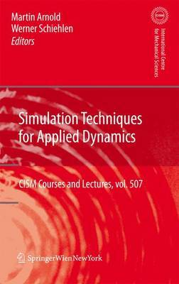 Simulation Techniques for Applied Dynamics