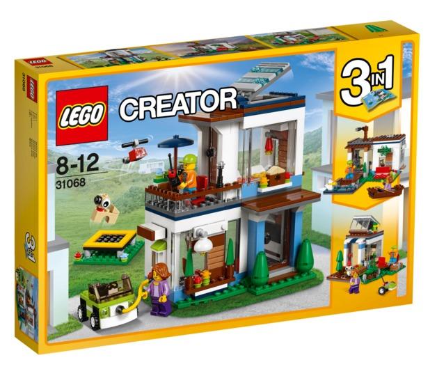 LEGO Creator - Modern Home (31068)