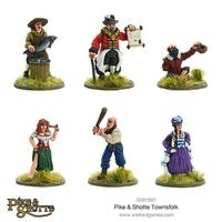 Pike & Shotte Villagers image