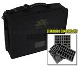 Battle Foam: P.A.C.K. 216 Half Tray - Standard Load Out (Black)