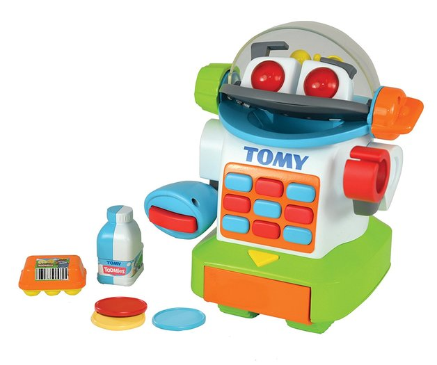 Tomy Toomies: Mr ShopBot - Playset