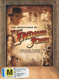 Adventures Of Young Indiana Jones, The - Vol. 3: The Years Of Change (10 Disc Box Set) on DVD