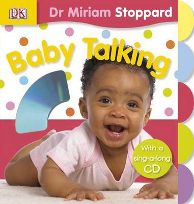 Baby Talking by Miriam Stoppard image