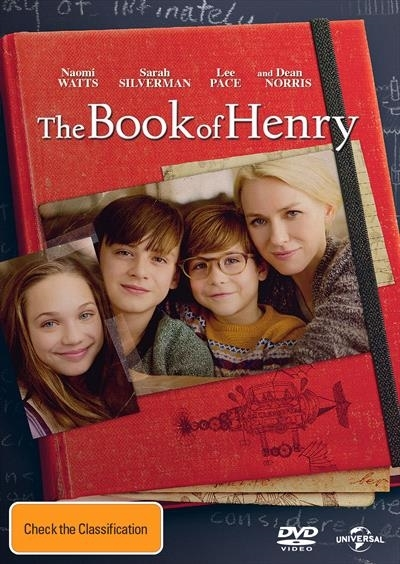 The Book Of Henry on DVD image