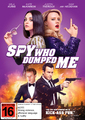 The Spy Who Dumped Me on DVD