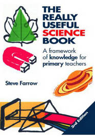 The Really Useful Science Book by Steve Farrow image