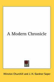 A Modern Chronicle by Winston, Churchill image