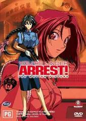 You're Under Arrest: The Movie on DVD