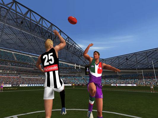 AFL Premiership 2006 for PlayStation 2 image