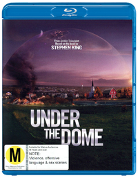 Under the Dome on Blu-ray
