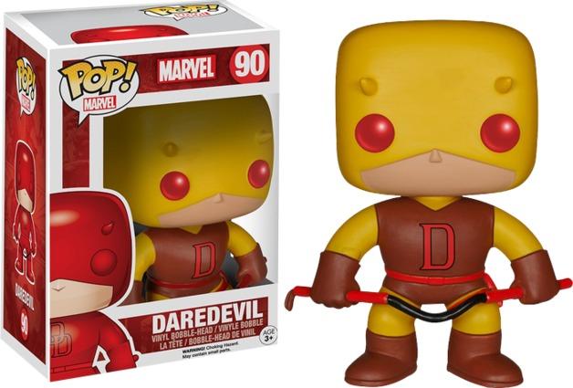 Marvel - Daredevil (Yellow) Pop! Vinyl Figure