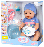 Baby Born - Interactive Doll: Boy
