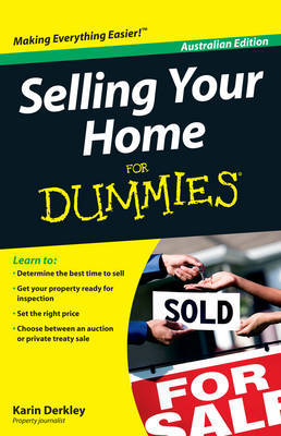 Selling Your Home For Dummies by Karin Derkley
