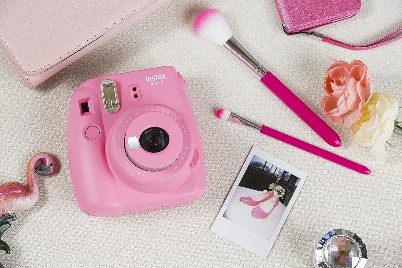 Fujifilm Instax Mini 9 Flamingo Pink image