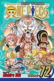 One Piece: 72 by Eiichiro Oda