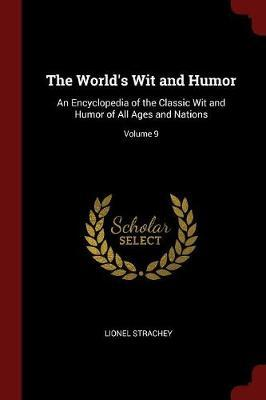 The World's Wit and Humor by Lionel Strachey image