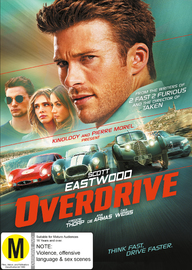 Overdrive on DVD