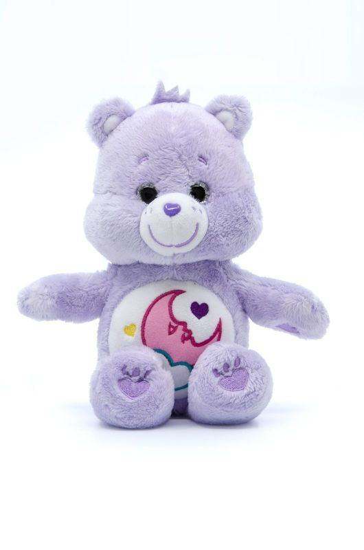Care Bears: Sweet Dreams Bear - Small Beanie Plush