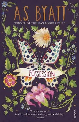 Possession by A.S. Byatt image