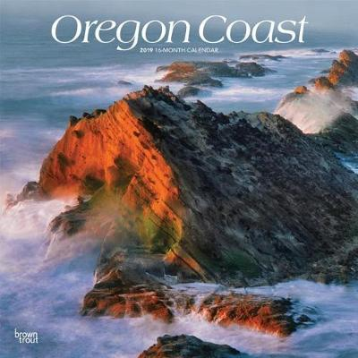 Oregon Coast 2019 Square by Inc Browntrout Publishers