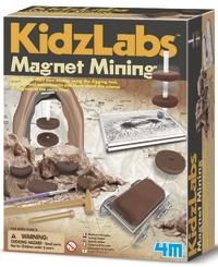 4M Kidzlabs: Magnet Mining - Science Kit