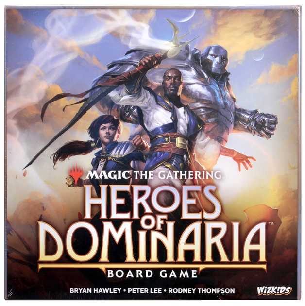 Magic The Gathering: Heroes of Dominaria - Board Game [Standard]