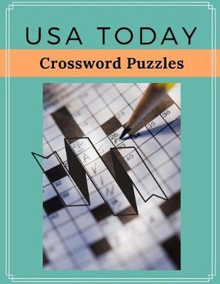 Usa Today Crossword Puzzles by Erin S Gore