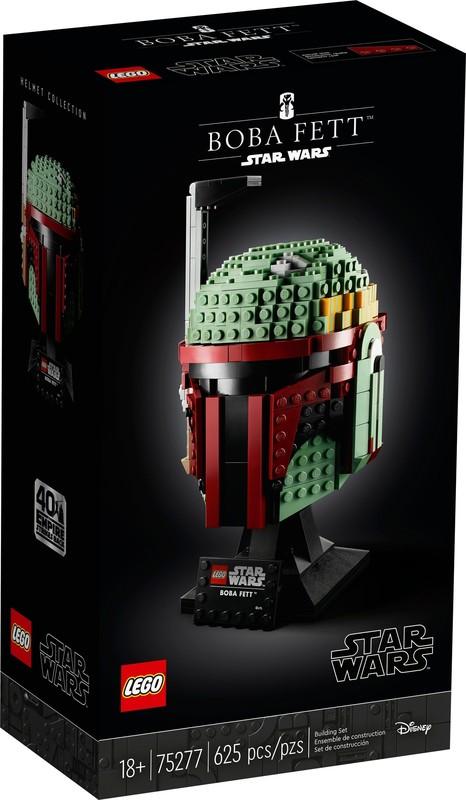 LEGO: Star Wars - Boba Fett Helmet (75277)