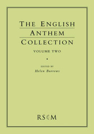 English Anthem Collection Volume Two image