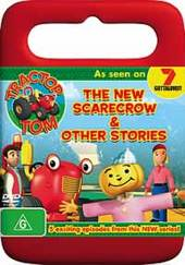 Tractor Tom - The New Scarecrow And Other Stories on DVD