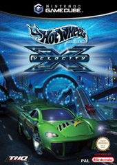 Hot Wheels: Velocity X for GameCube