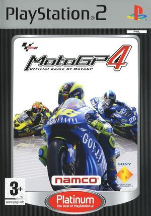 MotoGP 4 for PS2