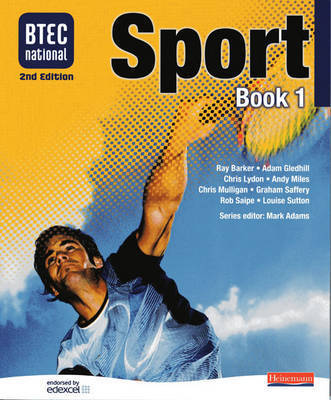 BTEC National Sport Book 1