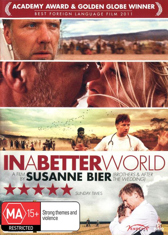 In a Better World DVD