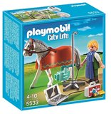 Playmobil: Horse with X-Ray Technician