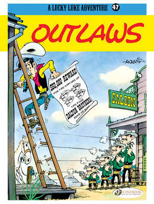 Lucky Luke Vol.47: Outlaws by Morris