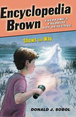 Encyclopedia Brown Shows the Way by Donald J Sobol image