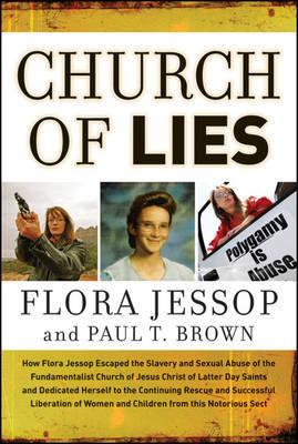 Church of Lies by Flora Jessop