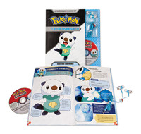 Catch Oshawott! a Pok mon Look & Listen Set by Pikachu Press