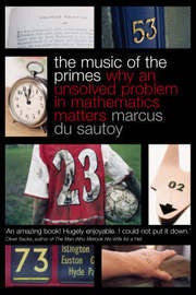 The Music of the Primes by Marcus du Sautoy image