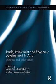 Trade, Investment and Economic Development in Asia image
