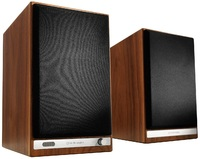 Audioengine: HD6 Powered Speakers (Pair) - Walnut