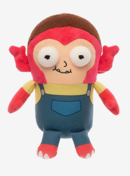 Rick & Morty: Hero Plush - Morty Jr